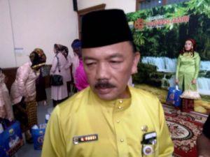Fauzi Sebut Serapan Anggaran Dinas PUPR Provinsi Jambi Tahun 2018 Capai 84,32 Persen