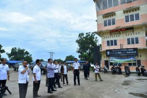 Pantau Kondisi Terkini, Fasha Sidak Pasar Induk Talang Gulo