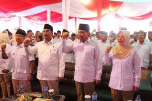 Survei Internal Gerindra, Elektabilitas SAH Makin Tak Terbendung