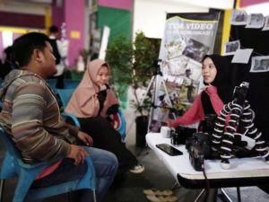 Keren... Berbagai Hasil Dokumentasi Mahasiswa Semester Akhir STISIP NH Jambi Ditampilkan