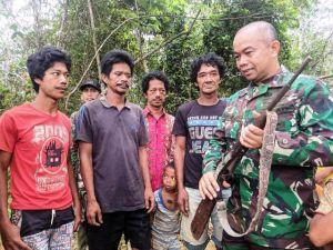 Ekspedisi Hari Pertama, Danrem Temui SAD di Desa Jeluteh, Ini Curhatan Menti