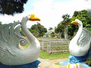 Pendapatan Taman Anggrek Aset Pemprov Jambi di Gubernuran Terancam Merosot