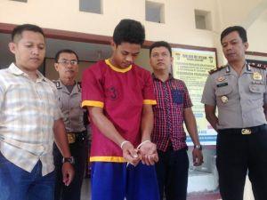 Ditangkap di Nyogan, Pelarian Pencuri Sarang Burung Walet Berakhir