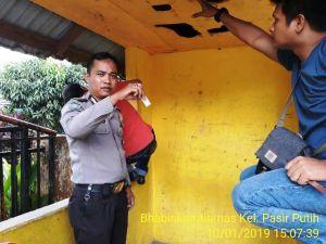 Heboh..Siswa SD di Bungo Temukan Sabu di Pos Penjaga Sekolah