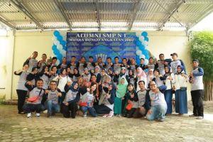 Sweet Seventeen Reuni Angkatan 99 Alumni 2002 SMPN 1 Muara Bungo Meriah