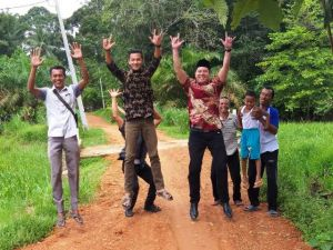 Berkunjung ke Muaro Jambi, Ihsan Yunus Sebut Harga Karet Akan Naik di Februari
