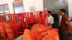 Di Kantor Pos Jambi, Bawaslu Cek 2.231 Amplop Berisi Tabloid Indonesia Barokah