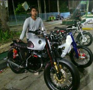 Diduga Bawa Kabur Motor Wartawan, David Segera Dilaporkan ke Polda Jambi
