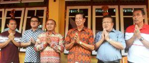 Jaga Kebhninekaan dan Keberagaman, Perayaan Imlek Di Vihara Padma Kirti Berlangsung Hikmad