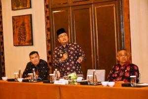 Pemkot Masuk Nominasi Paritrana Award, Maulana Paparkan Best Practice Kota Jambi