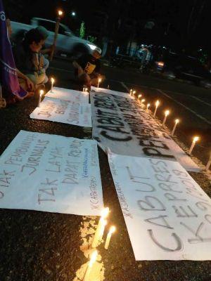Presiden Jokowi Cabut Remisi Otak Pembunuh Wartawan Radar Bali