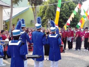 Tak Mau Kalah, SMA Swasta Se-Kota Jambi Tunjukkan Eksistensinya