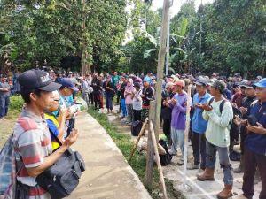 Konflik Lahan di Desa Sogo dan Seponjen, Masyarakat Sampaikan Tuntutan ini ke PT BBS