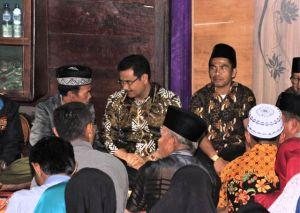 Kunjungan Aspirasi Masyarakat, SAH Perkuat Silaturahmi Dengan Konstituen