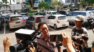 Datangi Polda Jambi, Chumaidi: Saya Sehat dan Siap Hadapi Pemeriksaan