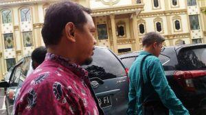 Dua Staf PUPR Ini Pilih Bungkam Usai Diperiksa Penyidik KPK di Polda Jambi