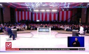 Berdebat Soal Agraria, Jokowi  Singgung Prabowo Punya 220 Ribu Ha di Kaltim dan 120 Ribu Ha di Aceh