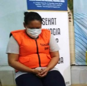 Perempuan Asal Batam Ditangkap  BNNP Jambi Bawa Sabu 0,5 Kg di Tungkal