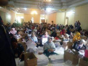 Bocornya Gedung Astaka Untuk Pelipatan, Sekretaris KPU: Gedung sudah Diperbaiki