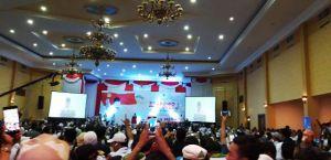 Bacakan 2 Pantun, Prabowo: Terimakasih Rakyat Jambi
