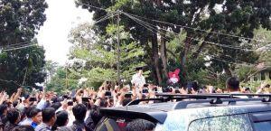 Prabowo Sebut Negara ini Sedang Sakit Gegara Pejabat Elit