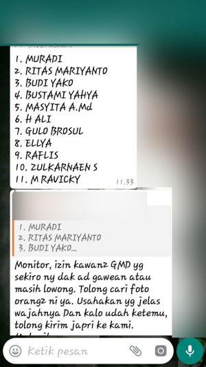 Beredar Nama-nama Caleg Gerindra Diblacklist Tak Boleh Masuk Di Acara Prabowo