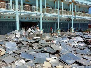 2.265 Kotak Suara Lama KPUD Bungo Selesai Dilelang
