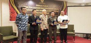 Senergitas Penegakan Hukum, Dir Reskrimum Polda Jambi Hadiri Diskusi Publik
