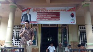 Pemilu Semakin Dekat, Ihsan Yunus: Pilih Calon Pancasilais