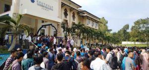 Diduga Ada Pelecehan Seksual di UIN STS Jambi, Konfirmasi ke Rektor Malah Blokir Nomor WA