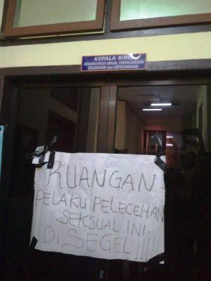 Dugaan Pelecehan Seksual di UIN STS Jambi, Mahasiswa Berikan Deadline 3 Hari ke Rektorat