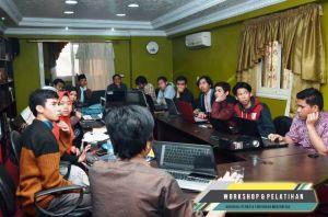 KMJ Mesir Adakan Pelatihan Intensif Website bersama Bedug dan ESI