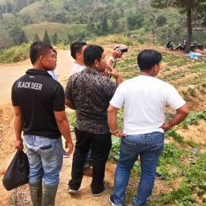 Efek TMMD, Bukit Pematang Gelanggang Jadi Lokasi Wisata Dadakan