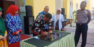 Bupati Bungo Resmikan Gedung Instalasi Farmasi RSU H Hanafie