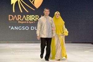 Batik Jambi Kembali Melenggang di Ajang Indonesia Fashion Week 2019