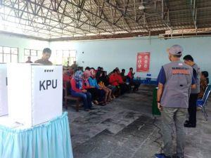 Relasi KPU Kota Jambi Simulasi Pemungutan Suara di Lapas