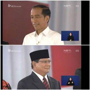 Prabowo: Saya Dituduh Dukung Khilafah, Jokowi Jawab Saya Difitnah PKI