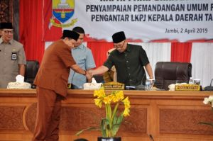 Nah, Fraksi Gerindra Ungkap Temuan Inspektorat Jambi hingga Sekarang Belum Ditindaklanjuti