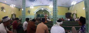 Ketua PDI Perjuangan Edi Purwanto Ceramah Isra' Mi'raj di Masjid Darul Hikmah Talang Banjar