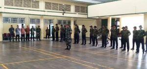 Gandeng Korem/042 Gapu, Puluhan Security RSUD Raden Mattaher Jambi Dibekali Dasar Intelijen
