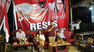 Jaring Aspirasi dengan Anggota DPRD, Warga Adukan Hal Ini ke Ihsan Yunus