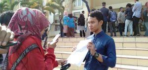 Presma UIN Jambi Beberkan Bukti Dugaan Pelecehan Bermaterai 6 Ribu yang Ditandatangani Korban