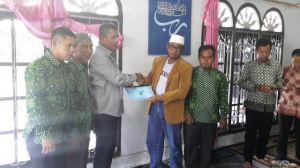 Abu Bakar Jamalia Fasilitasi Guru Inpassing Jambi Surati Ketua DPD RI