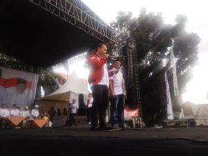 Di Kampanye Jokowi-Ma'aruf, RJB Sebut Tidak Ingin Indonesia Seperti Suriah dan Iraq