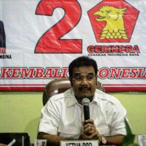 SAH: Tolak Money Politik, Gerindra Akan Diskualifikasi Kader yang Lakukan Politik Uang