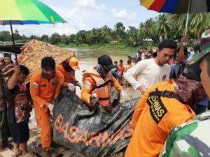 3 hari Tenggelam Setelah Jatuh dari Jembatan Gantung, Jenazah Zahra Ditemukan