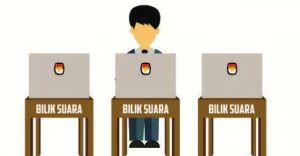 Ini 9 Parpol Lolos ke Senayan Hasil Quick Count