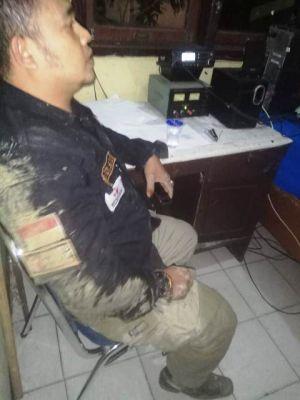 Ambil Video di TPS 2 Koto Bento, Panwascam Pesisir Bukit Dianiya, Kotak Suara Turut Dibakar