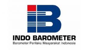 Quick Count Indo Barometer, Jokowi-Ma'ruf 54,31 %, Prabowo-Sandi 45,69 %