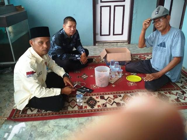 Satu Anggota Petugas TPS 32 Talang Bakung Meninggal Dunia, Jenazah Dibawa ke Palembang